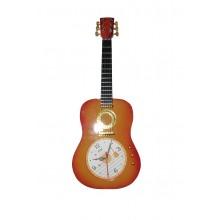 Guitar Wall Clock & Decor