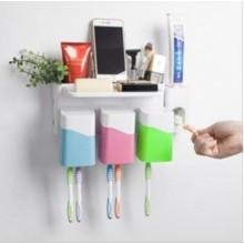 4-in-1 Bathroom Organiser Kit
